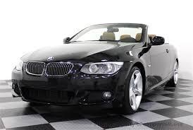 black bmw convertible 3 series. 2013 bmw 3 series 335i m sport navigation convertible 11434054 13 black bmw
