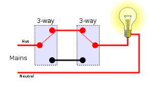 multiway switching wikipedia 2 way wiring diagram nz at 2 Way Wiring Diagram