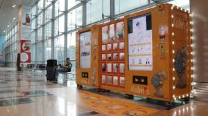 Fear Of Vending Machines Fascinating Quick Fix Struggling Singapore Retailers Turn To Vending Machines