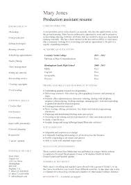 Examples Of College Student Resumes Amazing Resume For College Student With No Experience College Students