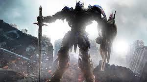 Transformers – 4k wallpaper