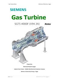 Gas Turbine Burner Design Siemens Gas Turbine By Islam Elfekky Issuu