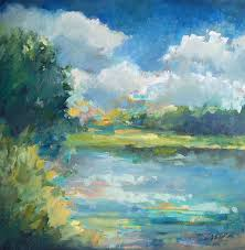 landscape paintings paintings by erin fitzhugh gregory picmia