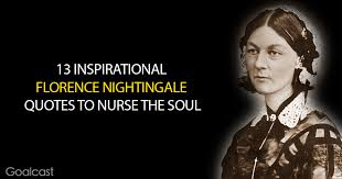 Nurse Quotes Custom 48 Inspirational Florence Nightingale Quotes To Nurse Your Soul