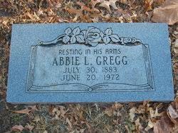 Abbie Luella Gleason Gregg (1883-1972) - Find A Grave Memorial