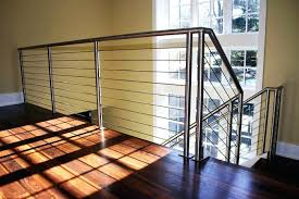 interior cable railing brilliant pertaining to aluminum stair railings systems r97 interior