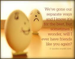 Sad Quotes About Friendship That Make You Cry Sad Friendship Quotes and Sayings with Image Quotes and Sayings 48