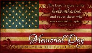 Memorial Day Quotes Christian