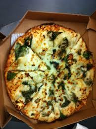 feta cheese pizza dominos.  Feta White Pizza With Feta Cheese U0026 Spinach From Dominos For Pizza Dominos 2