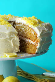 The Best Vegan Lemon Cake Loving It Vegan
