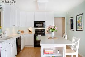 kitchen cabinets and island 5