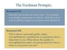 Nyu Application Essay Prompt Uc Personal Statement Prompts Accepted blog UC  Berkeley Haas MBA Essay Tips