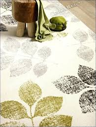 leaf area rug pattern rugs furniture modern point tropical r