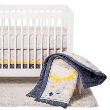 Sweet Jojo Designs Space Galaxy 11pc Crib Bedding Set Blue Trend Lab Crib Bedding Set Galaxy Navy Blue Crib