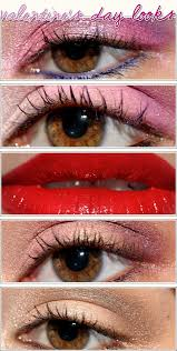 valentine s day makeup looks