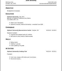 Free Create A Resume Simple How To Make A Resume For Teens 48 Create New R Sum