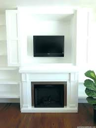 tv cabinet with fireplace fireplace stand with