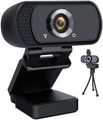 Lasllaves HD-Webcam 1080p, USB-Webcam Plug and Play für: Amazon.de: Camera  & Photo