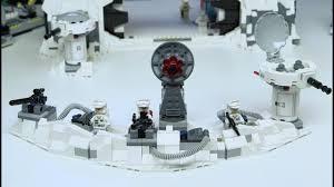 Lego Star Wars Designer Videos Assault On Hoth Lego Star Wars 75098 Designer Video