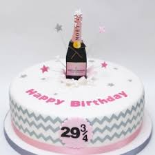 Champagne Bottle Cake Decoration Gallery 52