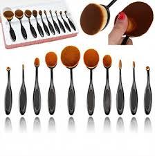 hecov5itssco4rpgcvcso ettstxvrhtkigygkmvjmc australia 2016 new professional 10 pcs soft oval toothbrush makeup brush sets foundation brushes cream