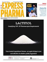 Rytary Conversion Chart Express Pharma Vol 10 No 18 July 16 31 2015 By Indian