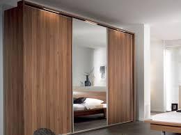 latest dark wood wardrobes with mirror for solid wood wardrobeteam 7 valore sliding door wardrobes