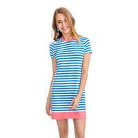 Southern Tide Womens Amelia Striped Active Dress