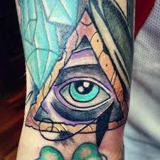45 Best Eye Of Ra Tattoos Designs Meanings Sun God Horus 2019