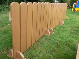 dog fence panels
