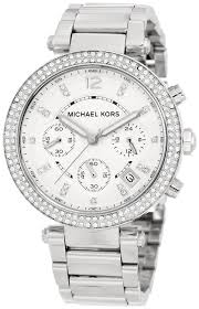 kors silver watches for women michael kors silver watches for women