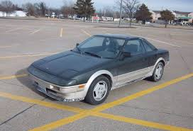 Curbside Classic: 1986 Toyota MR2 – They Call Me MISTER Two!