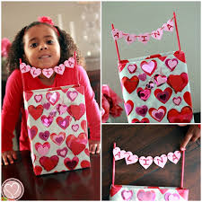 Chocolate and roses are fine, but you want enchanting. Easy Kids Valentines Box Using Stuff You Already Have