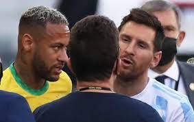 Brezilya - Arjantin maçındaki skandal dünya basınında - Son Dakika Spor  Haberleri