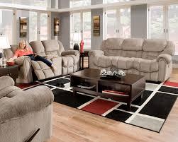 Home Stretch Living Room Del Mar Reclining Sofa Furniture