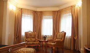 living room curtains classical style