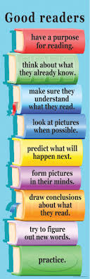 Mcdonald Publishing What Good Readers Do Colossal Poster School