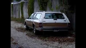 Abandoned 1980s Chevy Caprice Station Wagon - YouTube
