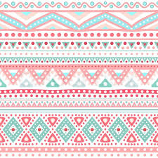 cute aztec pattern wallpaper. Brilliant Pattern Tribal Ethnic Seamless Stripe Pattern Vector Illustration For Your Cute  Feminine Romantic Design Aztec Sign On White Background Pink And Blue Colors To Cute Pattern Wallpaper