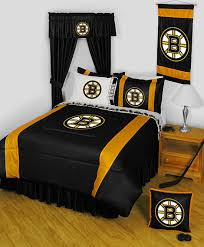 Boston Bruins Bedroom Ideas