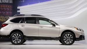 2015 subaru outback redesign. Unique Outback 2015 Subaru Outback Some Pizazz For A Redesigned Wagon  The New York Times And Outback Redesign