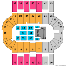 Moncton Downtown Centre Seating Chart Halifax Metro Centre Seating Chart