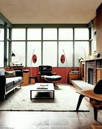 Mid Century Modern Interior Design Interesting Mid Century Modern Living Room Living Room Blue Plus And Square