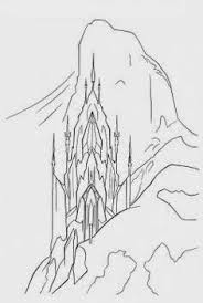 Small Picture Elsa Castle Coloring PagesCastlePrintable Coloring Pages Free