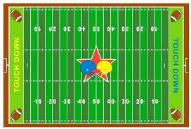 football field rug for man cave area fun time kids football rugby field goal area rug carpeting print large fi