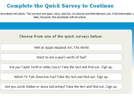 Surveys Download Crafty Scammers Offer A Fake Survey Bypassing Script That Is Really