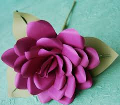 Flower Made In Paper Flower Makers Share Tricks The Spokesman Review