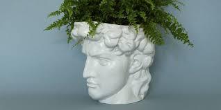 Модные <b>кашпо</b> и мебель для домашних растений   ELLE ...