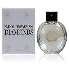 Giorgio ArmaniEmporio Armani Diamonds for Women ... - Amazon.com
