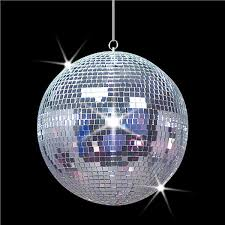 Mirror Ball Gold Windy City Novelties Disco Mirror Ball8
